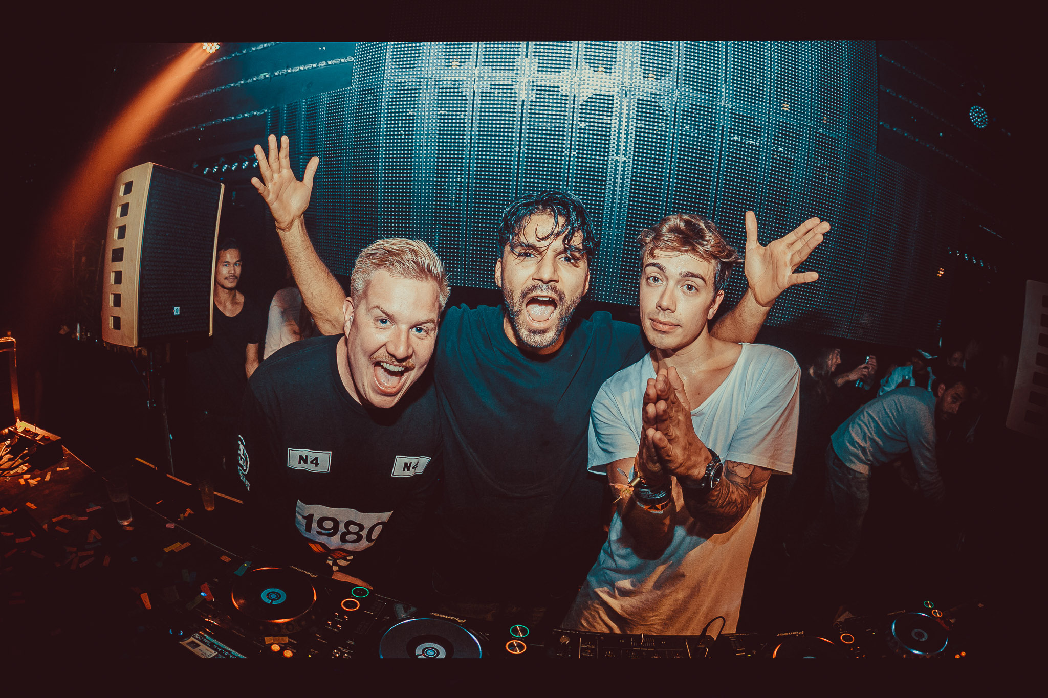 R3hab – Club Air