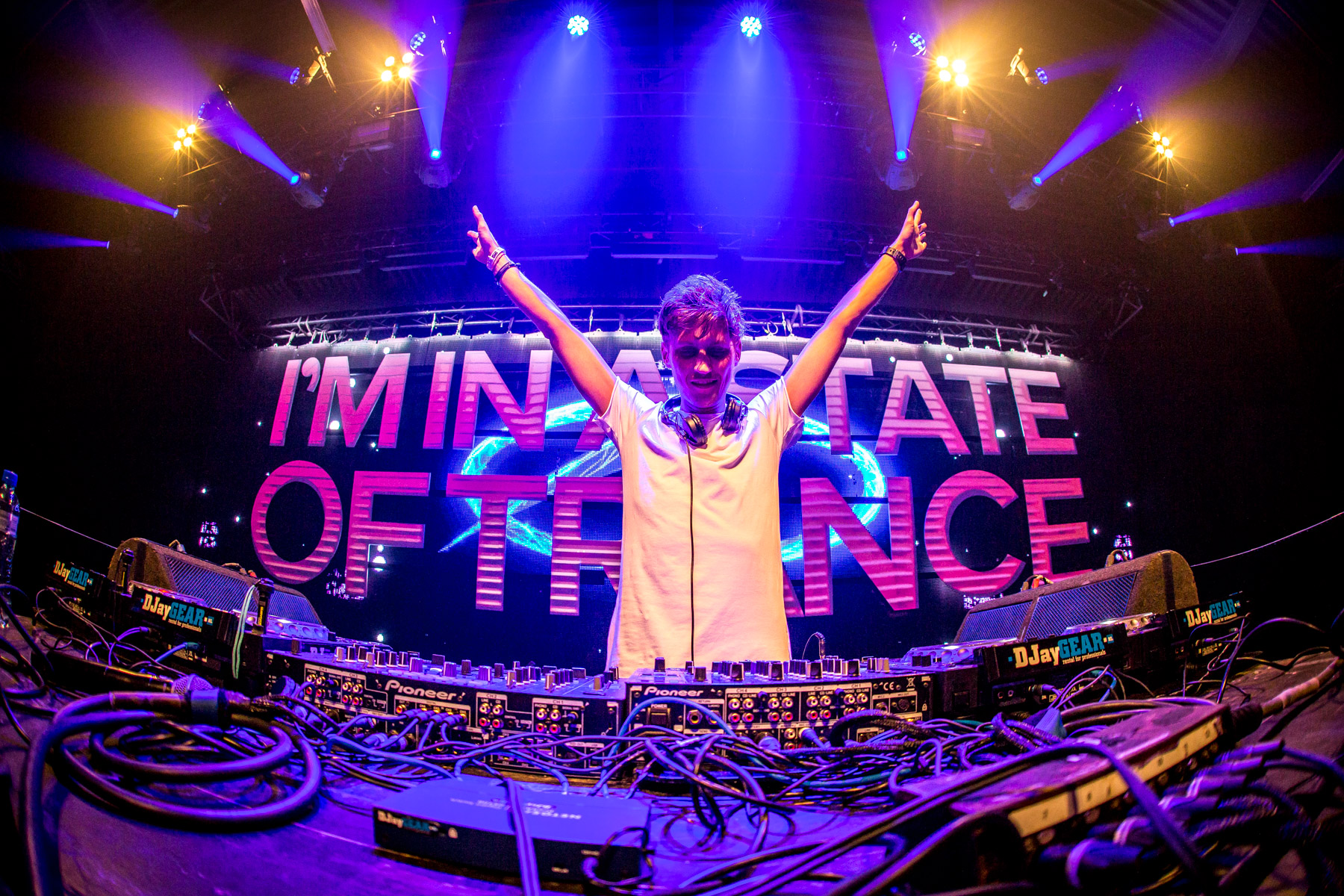 David Gravell – A State of Trance